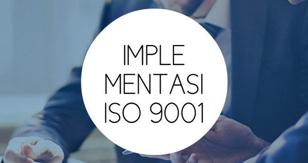 Training Implementasi ISO 9001 : 2015