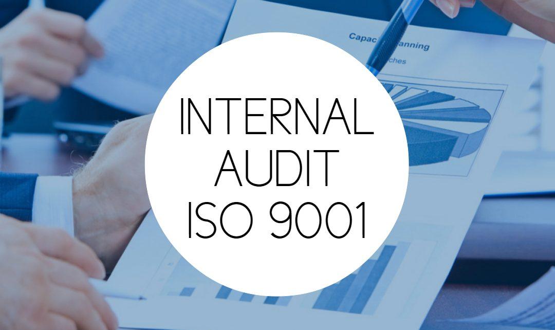 Training Internal Audit ISO 9001 : 2015