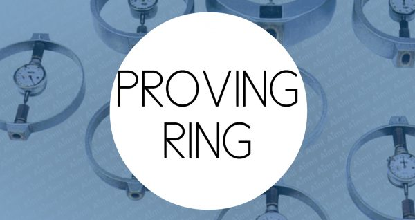 Training Kalibrasi Gaya Proving Ring