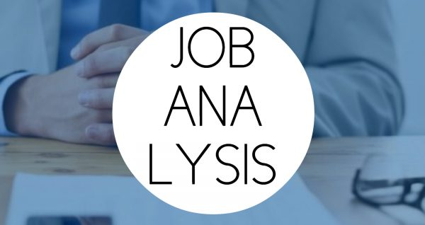 Pelatihan Job Analysis