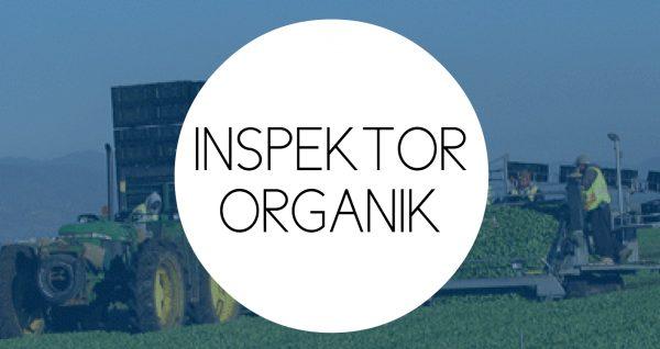 Pelatihan Inspektor Organik