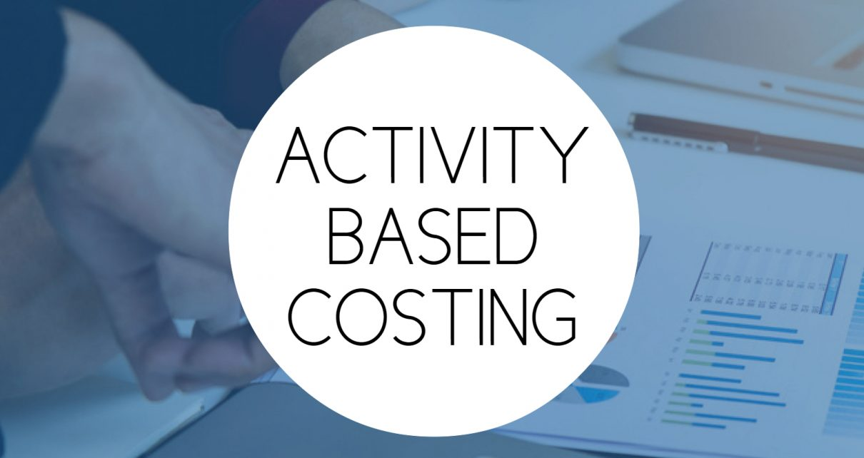 Training Activity Based Costing