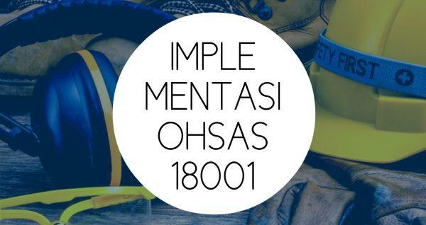 Training Ohsas 18001