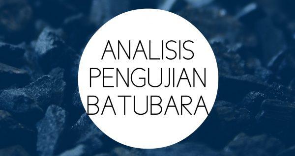 Training Pengujian Batubara