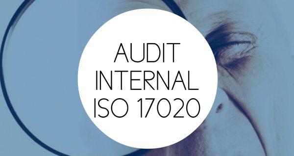 Audit Internal ISO 17020