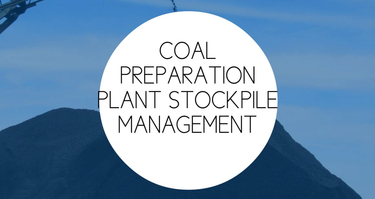 Training Batubara Coal Preparation