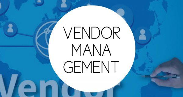 Training Vendor Management