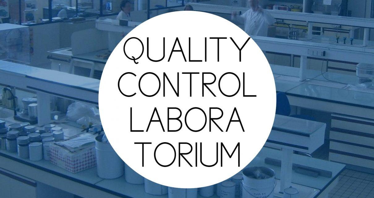 QUALITY CONTROL LABORATORIUM