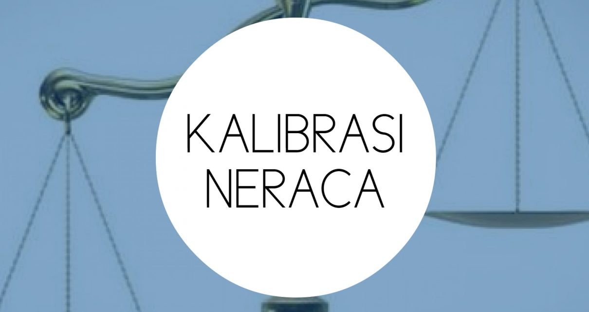Training Kalibrasa Neraca