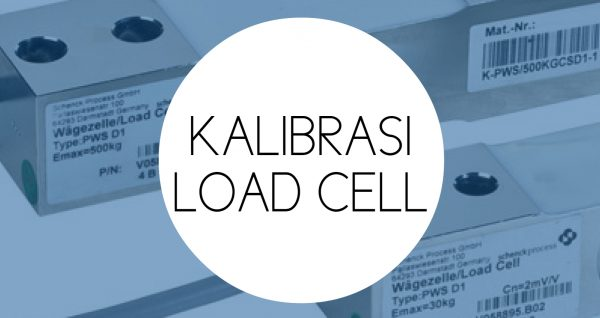 Training Kalibrasi Gaya Load Cell