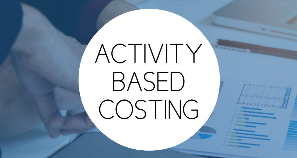 Training Activity Based Costing