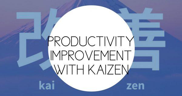 Training Kaizen