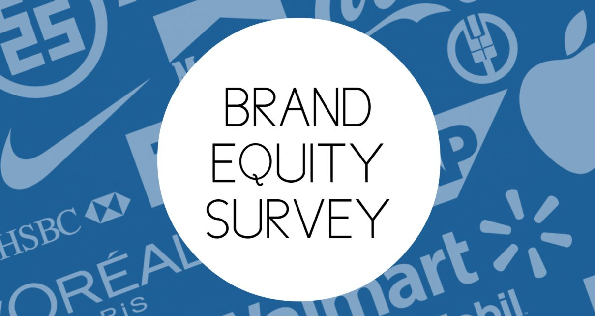 Training Marketing Brand Equity Survey