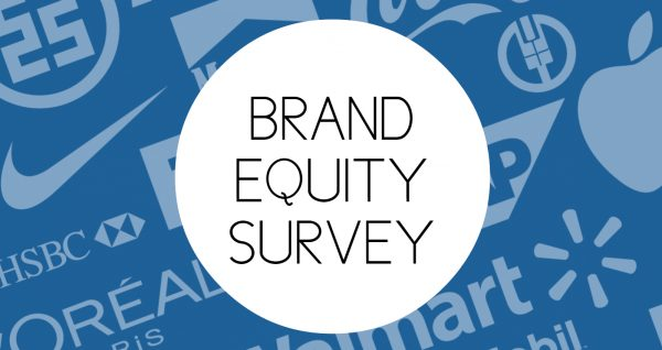 Training Marketing Brand Equity Survey