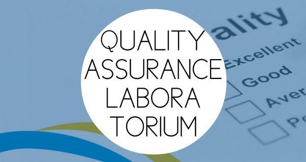 Training Quality Assurance Laboratorium