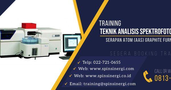 Pelatihan Teknik Analisis Spektrofotometri